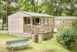 Rental - Mobile-home*** XL 40m² - Camping Le Reclus