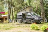 Pitch - Pitch + camping-car - Camping Le Reclus
