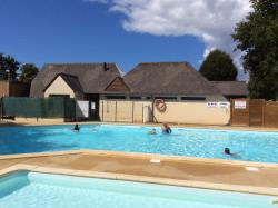 Bathing Camping Le Kervastard - Fouesnant