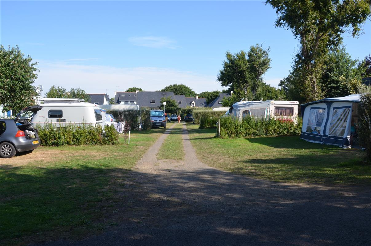 Camping Kervastard, Fouesnant, Finistère