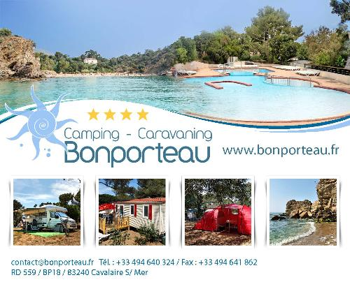 Read the reviews from camping bonporteau for Camping cavalaire sur mer avec piscine