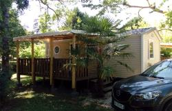 Mobil Home Ophea - 2 Chambres - 28M²