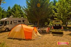 1 Nuit Emplacement Tente, Carvane, Camping-Car