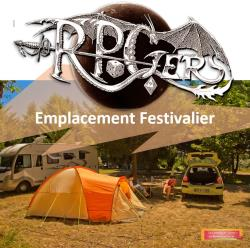 Emplacement 50M² - Festival Rp Gers