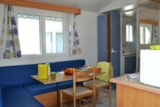 Rental - Mobile-home Cassiopé Eco 21m² -  2 bedrooms - Camping le Fort Espagnol