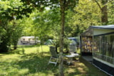 Pitch - Pitch >120 M² - Caravan Or Tent With Car - Camping La Castillonderie