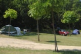 Pitch - Combe Pitch - Camping La Castillonderie