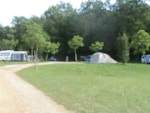 Piazzole - Combe PITCH - Camping La Castillonderie