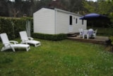 Rental - Mobile Home - Sunday - Camping La Castillonderie