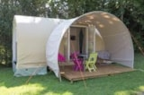 Rental - Coco Sweet - Without Sanitary Facilities - Camping La Castillonderie