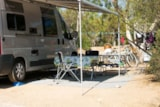 Pitch - Pitch A - Camping Capo d'Orso
