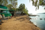 Pitch - Pitch type PARADISE - Camping Capo d'Orso