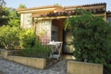 Rental - Bungalow Family Delux - Camping Capo d'Orso