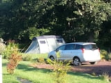 Pitch - Nature Package (1 tent, caravan or motorhome / 1 car) - Domaine de Kervallon