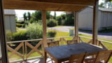 Rental - Chalet confort PREMIUM 28 m² (2 Bedrooms) + sheltered terrace - Domaine de Kervallon
