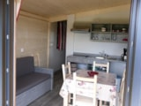 Rental - Cottage on piles PREMIUM (2 bedrooms) + sheltered terrace - Domaine de Kervallon