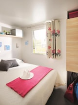 Rental - Cottage Blue Lagon1 Comfort, Arrival on Saturday * (* Only in High Season) - CAP TAILLAT CAMPING