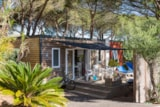 Rental - Cottage Resort Taillat VIP, Arrival on Saturday * (*Only in High Season) - CAP TAILLAT CAMPING