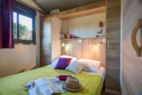 Rental - Comfort Chalet Nemo, Arrival on Sunday * (*only in high season) - CAP TAILLAT CAMPING