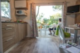 Rental - Cottage Corsair Confort, Arrival on Saturday * (* Only in High Season) - CAP TAILLAT CAMPING