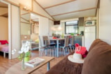 Rental - Chalet Samoa Premium, Arrival on Saturday * (*only in high season) - CAP TAILLAT CAMPING