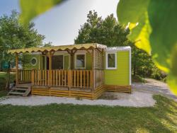 Huuraccommodaties - Cottage Bine 3 Kamers*** Airconditioning - YELLOH! VILLAGE - LES BOIS DU CHATELAS