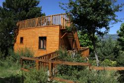 Chalet sur pilotis 2 bedrooms air-conditioning