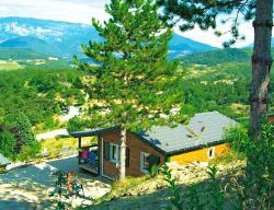Rental - Chalet Roubion 2 Bedrooms**** Air-Conditioning Wheelchair Friendly - YELLOH! VILLAGE - LES BOIS DU CHATELAS