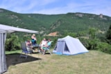Pitch - Campingpitch including 2 people, electricity and car - RCN Val de Cantobre