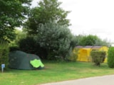 Pitch - Nature Package (1 tent, caravan or motorhome / 1 car) - Flower Camping Le Haut Dick