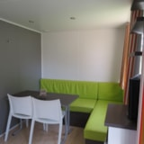 Rental - Mobil-home CONFORT 20m² - 1 bedroom + Terrace - Flower Camping Le Haut Dick