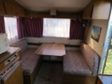Rental - Caravan (without toilet blocks) ECO 8m² - Flower Camping Le Haut Dick