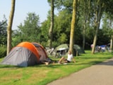 Pitch - Trekking Packages + 1 Tent - Flower Camping Le Haut Dick