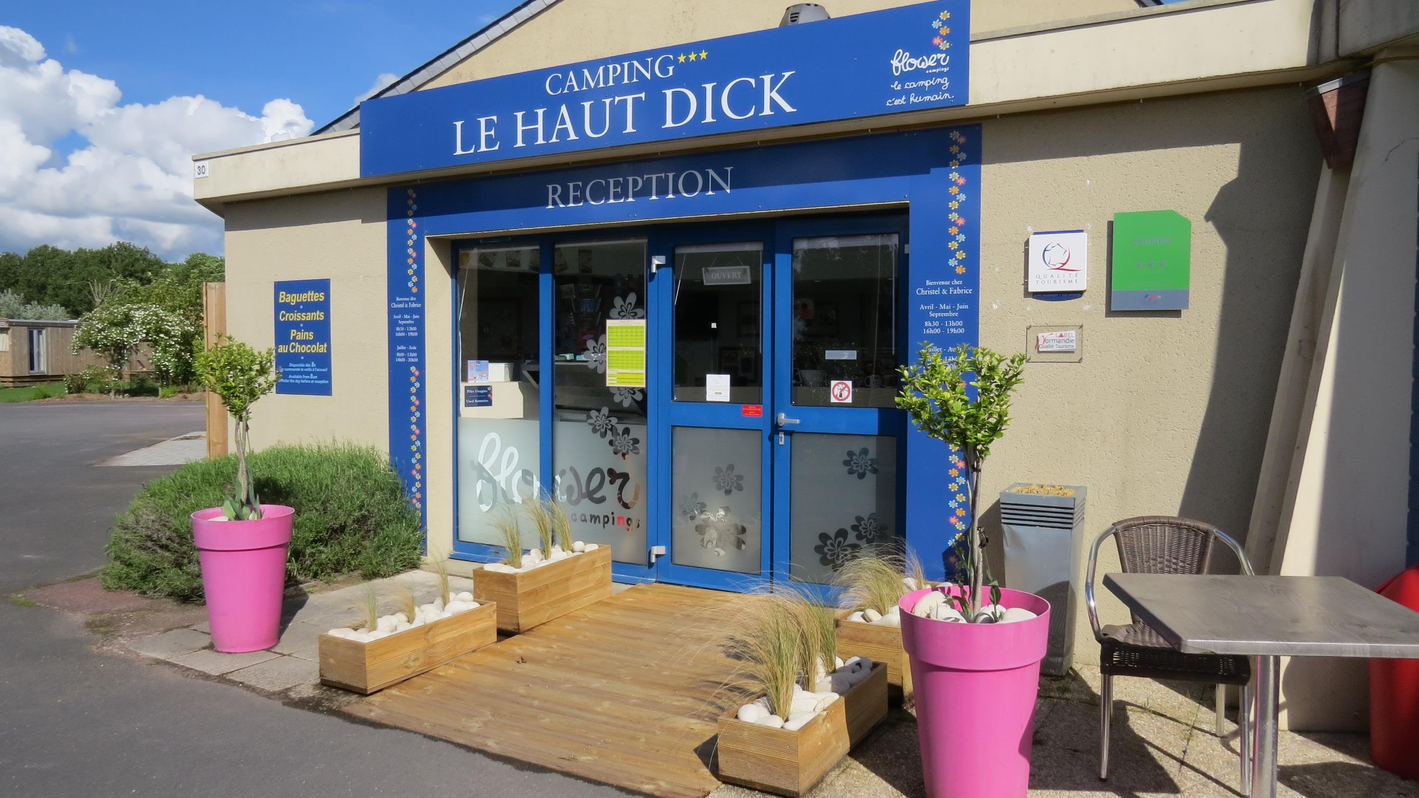 Betrieb Flower Camping Le Haut Dick - CARENTAN