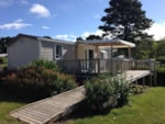 Rental - Mobil home 29m² 2  bedrooms - adapted to the people with reduced mobility - Flower Camping Ile d'Offard