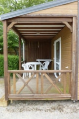 Rental - Chalet Cajou (without sheets) - Camping Le Deffay