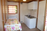 Rental - Chalet (without sheets) - Camping Le Deffay
