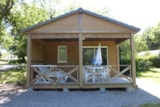 Rental - Chalet Detente (Without Sheets) - Camping Le Deffay