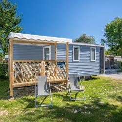 Mobile Home Family Confort 2 Bedrooms 24M²
