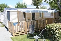 Mobile Home Confort 2 Bedrooms 24M²
