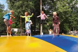 Leisure Activities Familiecamping De Vossenburcht - Ijhorst