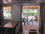 Rental - MOBILE-HOME- 2 bedrooms  TITANIA - 29.70 m2 or 30.30 m² - - Castel La Garangeoire