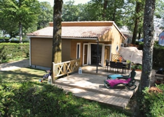 CHALET - 3 bedrooms - TEMPO - 34 m² -
