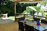 Rental - MOBILE-HOME - 4 bedrooms - 2 bathrooms - QUADRO - 37.20m² - - Castel La Garangeoire