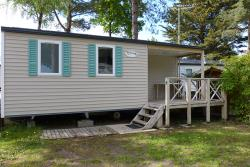 Mobilhome Chalet 2 Chambres 2/4 personnes
