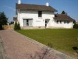 Rental - Holiday House 't Witte Huis (the White House) - Camping Beringerzand