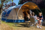 Pitch - Pitch BIG CONFORT + 1 vehicle + Electricity 10A + Water - Camping La Tabardiere