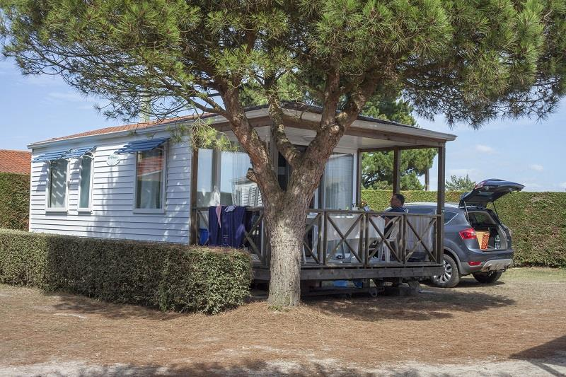 Mobil home DUO 2 chambres 23 m²
