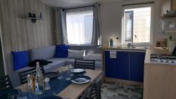 Mobil-home 2ch 27m² confort