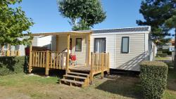 Mobile-Home 3 Bedrooms 31M² Confort